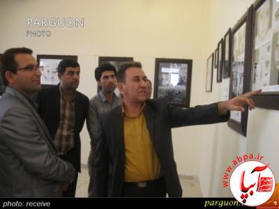 برپایی نمایشگاه نقاشی در نگارخانه اداره فرهنگ و ارشاد اسلامی قیروکارزین