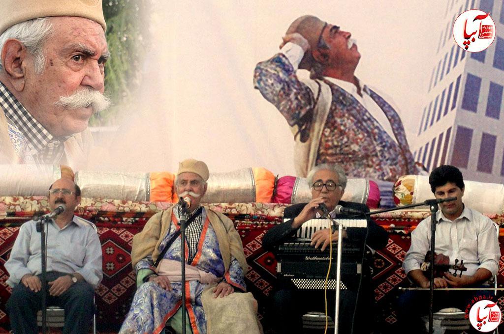 کلیپ اختصاصی آبپا از اجرای محمودخان اسکندری در جشنواره یارپاق ۴