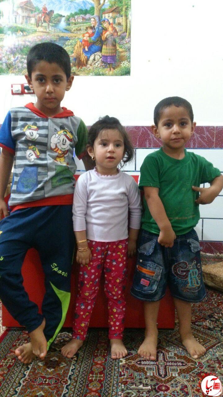 گالری عکس کودکان آبپا (5)