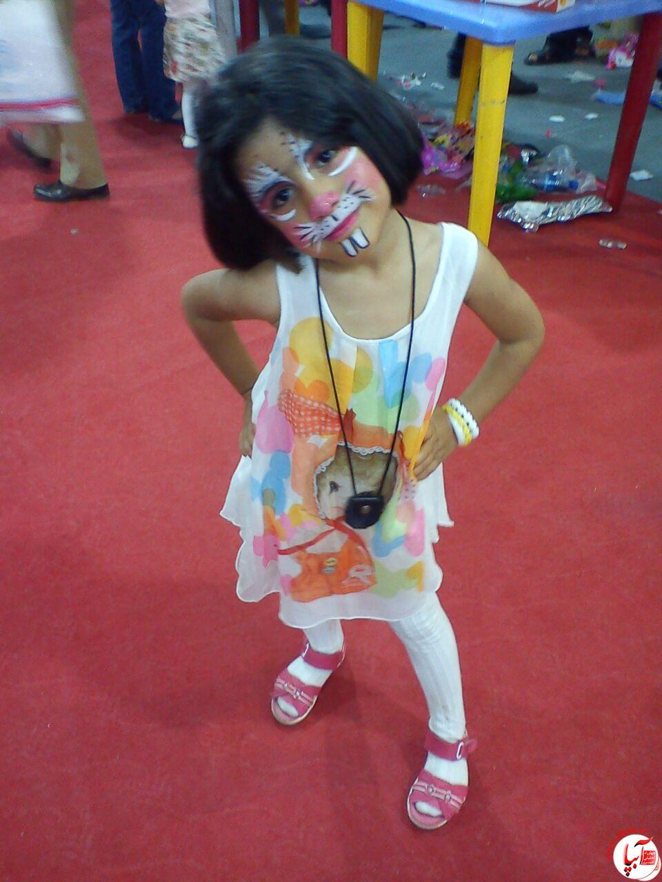 گالری عکس کودکان آبپا (7)