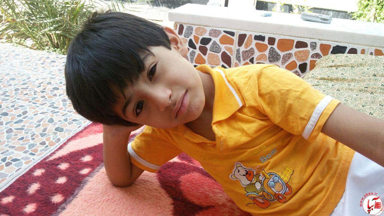 گالری عکس کودکان آبپا (9)