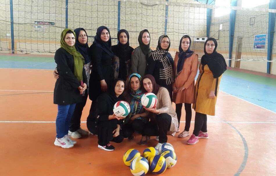 ایران جوان قهرمان جام چهارجانبه والیبال بانوان فراشبند