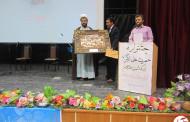 ببنید و بشنوید : سخنرانی شیخ خنده رو در جشن روز جوان شهرستان فراشبند