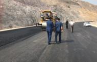 زیر سازی جاده فراشبند - فیروزآباد بعد از11 سال به پایان رسید
