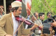 گزارش تصویری از مراسم جشن بزرگ قشقایی در فراشبند