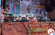 جشنواره ایل قشقایی در گزین هفتکل