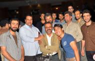 تشویق محمود عالیشوندی در اردیبهشت تئاتر فارس