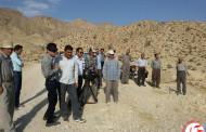 گزارش شبکه استانی فارس از وضعیت خشکسالی فراشبند