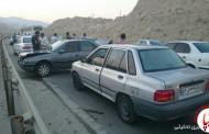 6 کشته و مصدوم در اثر سانحه تصادف در محور احمد آباد دهرم به فیروزآباد