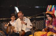 گزارش تصویری از همایش بزرگ موسیقی قشقایی در شیراز