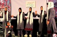 گزارش تصویری از جشنواره سرود و تئاتر دانش آموزی شهرستان فراشبند