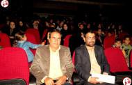 تجلیل از دو هنرمند در هشتمین شب اجرای نمایش حسن کچل