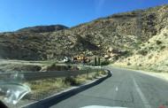 عکس/ اولین محموله ی ترافیکی جهت بازگشایی جاده فراشبند-مسقان-شیراز