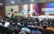 افتتاح دفتر سردار کرمپور در سالن فرهنگ و ارشاد شهرستان قیروکارزین/ تصویر