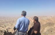 بازدید مسئولان از روند پیشرفت جاده ی شیراز - فراشبند/اختصاصی آبپا