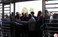 افتتاح بانک کشاورزی شعبه نوجین در شهرستان فراشبند