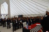 گزارش تصویری از گردهمایی شش بلوکی ها