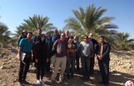اقامت و بازدید 21 نفر از گردشگران آلمانی در فراشبند