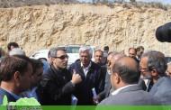 سفر مسئولان وزارت راه و شهرسازی به فیروزآباد