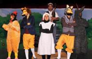 نمایش «گرگم و گله می برم» در فراشبند به روی صحنه میرود