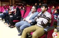 فرماندار شیراز مهمان ویژه تئاتر گرگم و گله می برم