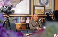 قسمت دوم مصاحبه اختصاصی ماهنامه چارطاقی فراشبند با فرماندار