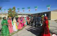 زنگ انقلاب در فیروزآباد طنین انداز شد/تصویر