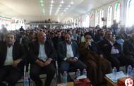 حسینیه اعظم قدس شرمنده ی حضور مردم شد/گزارش تصویری شماره 2 از جشن روز فراشبند