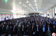حسینیه اعظم قدس شرمنده ی حضور مردم شد/گزارش تصویری شماره 1 از جشن روز فراشبند