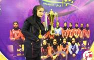 راهیابی دانشجوی واحد فیروزآباد به مسابقات هندبال قهرمانی آسیا