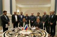 امضا دو یادداشت تفاهمنفتی بین شرکت لوک اویل و شرکت ملی نفت
