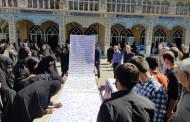 امضا طومار برای ماندن پتروشیمی در فیروزآباد