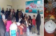 برگزاری جشنواره غذاهای سنتی و محلی در نوجین فراشبند به مناسبت روز جهانی غذا
