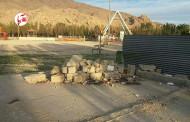 گزارش تصویری :حال پارک کوهستان فراشبند مساعد نیست