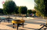 قابل توجه شهردار و شورای شهر فراشبند : بلوار و پارک شهر دهرم
