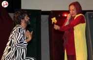 گزارش تصویری از نمایش تخت گاز به کارگردانی محمد ذوالفقارلو