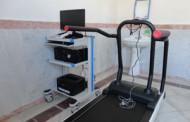 اهدای یک دستگاه تست ورزش به بیمارستان امام هادی (ع) فراشبند