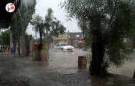 بارش باران بهاری در فراشبند + فیلم