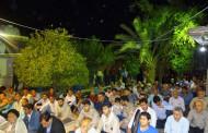 برگزاری مراسمی به یاد و نام شهدای کارگر در فراشبند