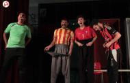 تئاتر کمدی پنج منهای یک در فراشبند روی صحنه رفت