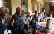 برگزاری آیین روضه خوانی سنتی در موزه مردم شناسی فراشبند + گزارش تصویری
