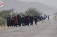 گزارش تصویری از پیاده روی ۳۰ کیلومتری حرم تا حرم