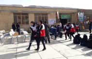 اجرای بیستمین مانور سراسری زلزله و ایمنی در ۷ آذر ماه ۹۷ در مدارس شهرستان فیروزآباد