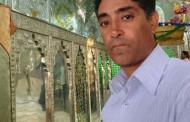 فوت مهندس عباسپور در راه مهار آتش سوزی کوه های کیلاق بخش دهرم