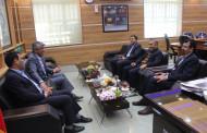 درخواست تاسیس شعبه بانک ملی در بخش دهرم فراشبند