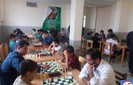 قاسمی نژاد قهرمان دومین جام شطرنج شهر نوجین شد