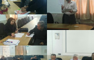 برگزاری مجمع عمومی عادی به طور فوق العاده نوبت دوم شرکت تعاونی مصرف فرهنگیان شهرستان فراشبند