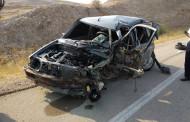 حادثه در محور فیروزآباد فراشبند جم
