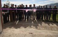 افتتاح طرح 250 رأسی پرورش گوسفند داشتی(مولد) در فراشبند