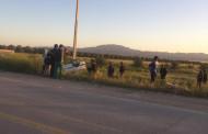 واژگونی خودرو در مسیر فراشبند به روستای آویز